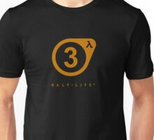 Half-Life - HL3 Confirmed w/ Lambda Unisex T-Shirt
