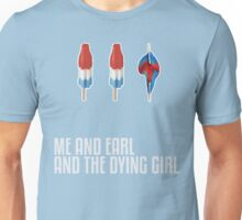 Me And Earl And The Dying Girl Minimalist Design Unisex T-Shirt