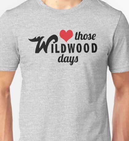 Love those Wildwood Days Unisex T-Shirt