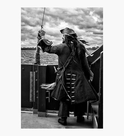 A Pirates Life Photographic Print