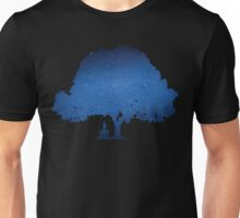 Beneath the Bodhi tree Unisex T-Shirt