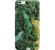Fibrous Malachite iPhone Case/Skin