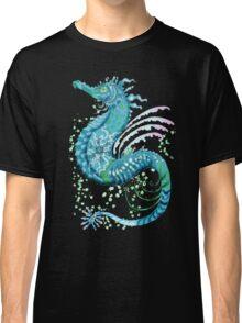 Winter Seahorse Classic T-Shirt