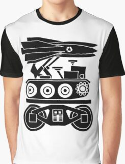 WAR BY RAIL Graphic T-Shirt