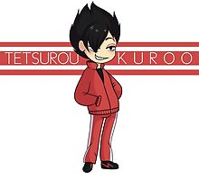 [Haikyuu!!] KUROO by dakotaspine