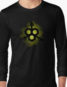 Nurgle Symbol Plain Long Sleeve T-Shirt