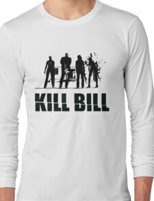 KILL BILL - QUENTIN TARANTINO Long Sleeve T-Shirt