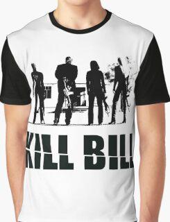 KILL BILL - QUENTIN TARANTINO Graphic T-Shirt