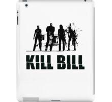KILL BILL - QUENTIN TARANTINO iPad Case/Skin