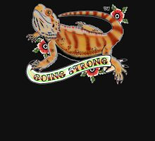 """Going Strong Bearded Dragon"" Unisex T-Shirt"