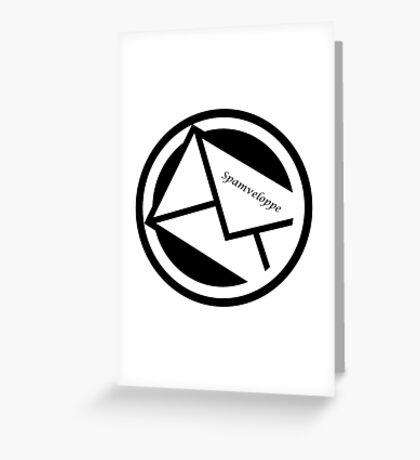 Spamvelope Greeting Card