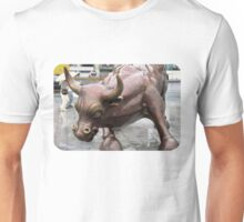 Don't Mess with the Bull Unisex T-Shirt
