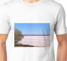 The Pink Lakes  Unisex T-Shirt