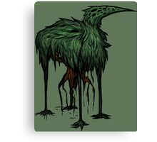 The Dendroling (The Old Willow Tree) Canvas Print