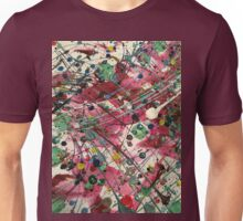 Paint Splatter Part 2 Unisex T-Shirt