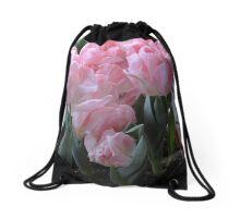 Pink Passion Drawstring Bag