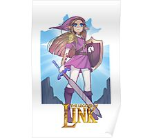 LEGEND OF LINK Poster