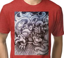 Bowser Tri-blend T-Shirt