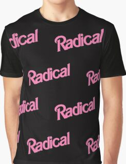 Radical Pattern Graphic T-Shirt