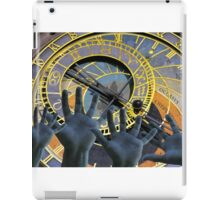Hands of time iPad Case/Skin