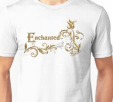 Enchanted - Frog Prince (Silver & Gold) Unisex T-Shirt