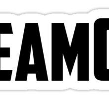 #teamcap Sticker