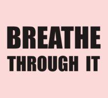Breathe Through It One Piece - Long Sleeve
