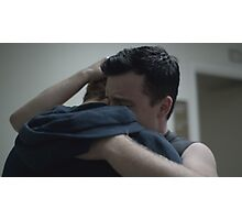 Gallavich Hug 2.0 Photographic Print