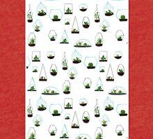 Cartoon Plants Tri-blend T-Shirt