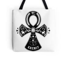 Ankh black Tote Bag