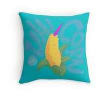 Uni-corn Throw Pillow