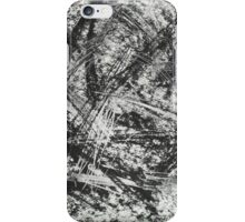 Angry/Aggression  iPhone Case/Skin