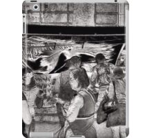 Art Collectors at Booth 516 iPad Case/Skin