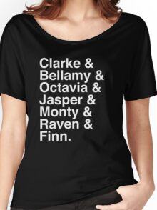 The 100 Team Women's Relaxed Fit T-Shirt