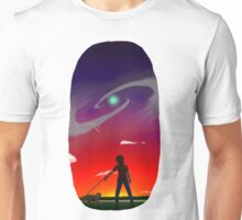Look at the Sky Unisex T-Shirt