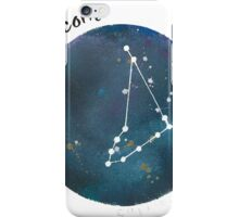 capricorn galaxy iPhone Case/Skin