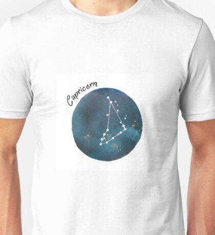 capricorn galaxy Unisex T-Shirt
