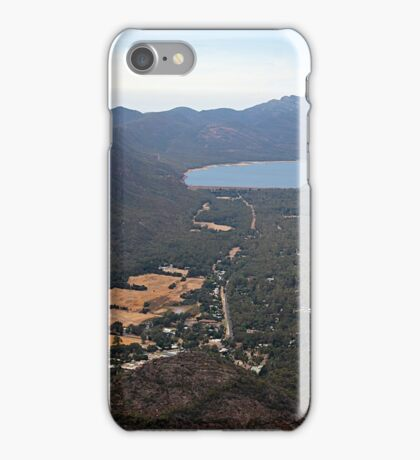 View of Halls Gap iPhone Case/Skin