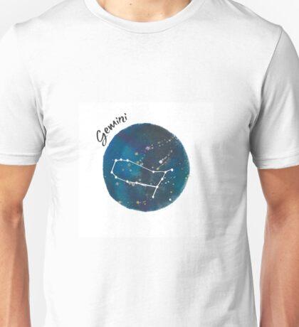gemini galaxy Unisex T-Shirt