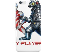 Ready Player One Godzilla Ultra iPhone Case/Skin