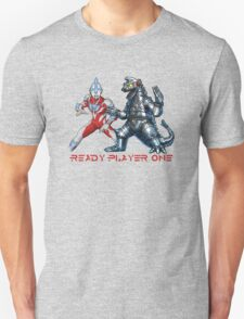 Ready Player One Godzilla Ultra Unisex T-Shirt