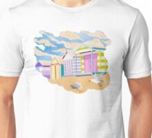 Beach Australia Mornington Unisex T-Shirt