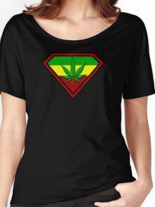 SUPER GANJAMAN Women's Relaxed Fit T-Shirt