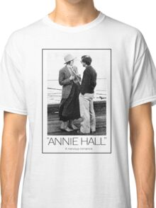 ANNIE HALL - WOODY ALLEN Classic T-Shirt