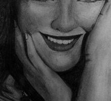 Drew Barrymore Sticker