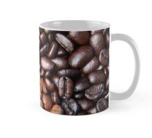Black Brown Coffee Bean Cafe Beans Background Mug