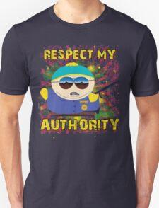 South Park *RESPECT MY AUTHORITY* Unisex T-Shirt