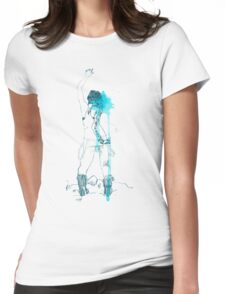 Life is strange Chloe Price drawing Womens Fitted T-Shirt