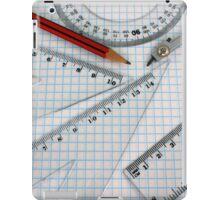 Arcs and Angles iPad Case/Skin