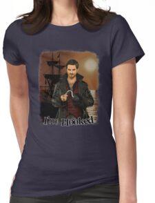 "Captain Hook ""I'm Hooked"" Comic Design T-Shirt"